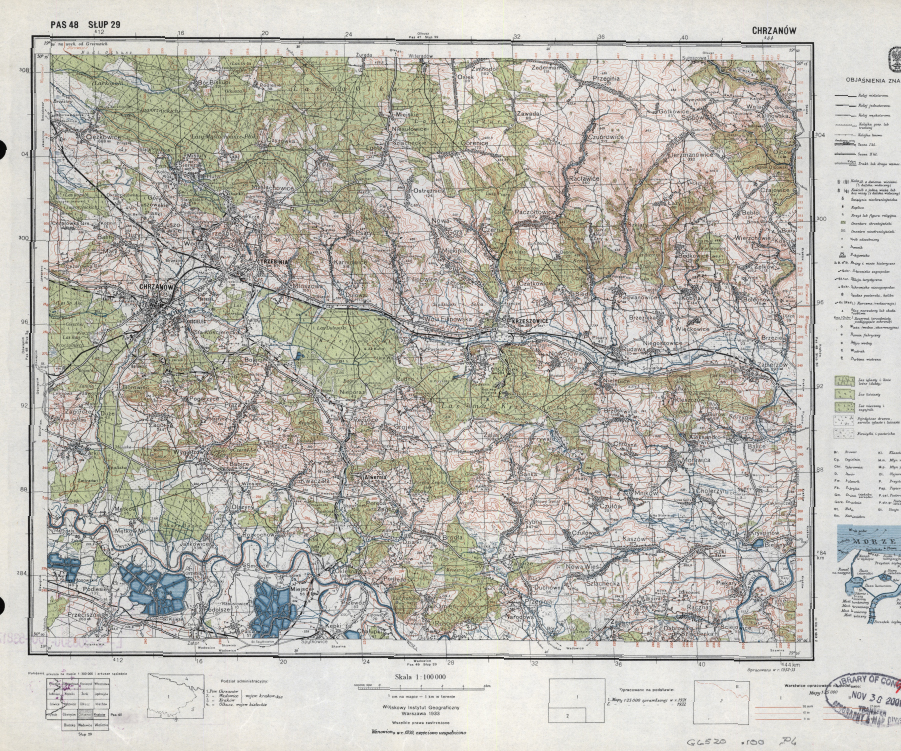 CHRZANOW 1939
