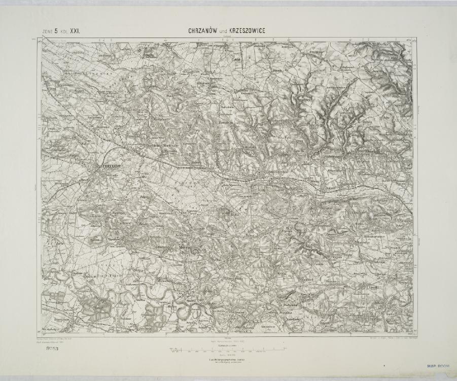 5 XXI Chrzanow und Krzeszowice 1907