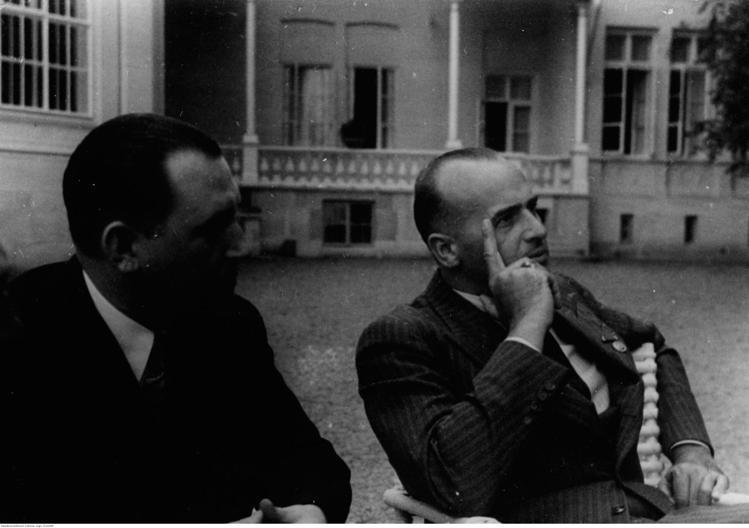 Hans Frank Krzeszowice