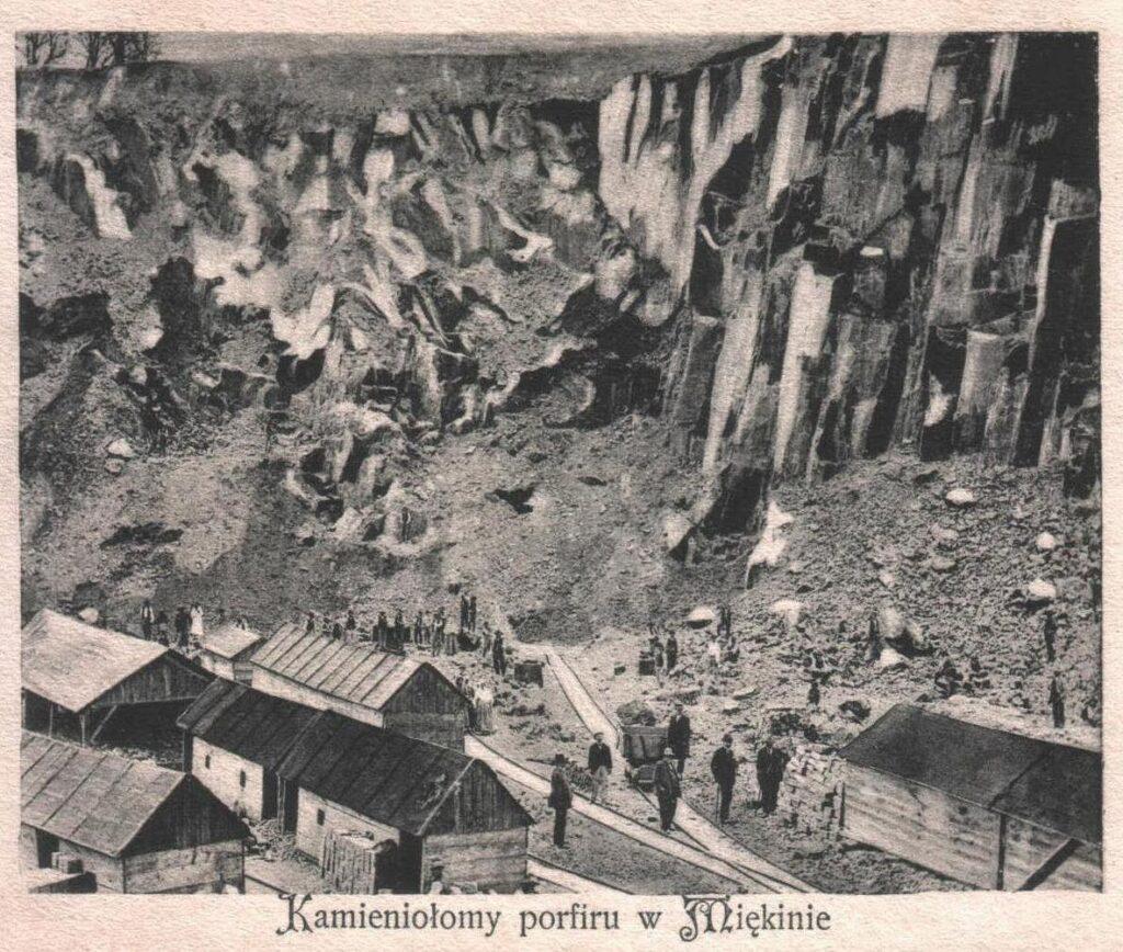 Kamieniolom pocztowka 2