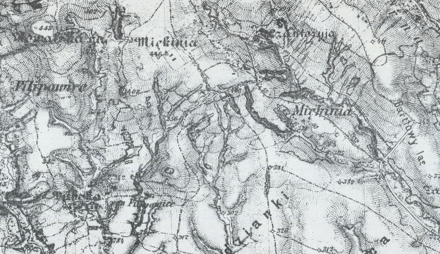 Miękinia Czantoria m.nim.1943