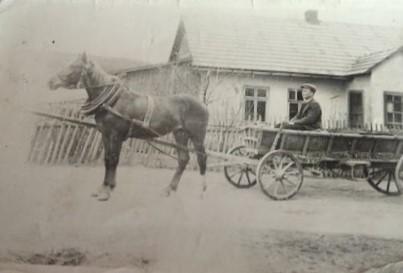 Miękinia, lata 30 XX wieku