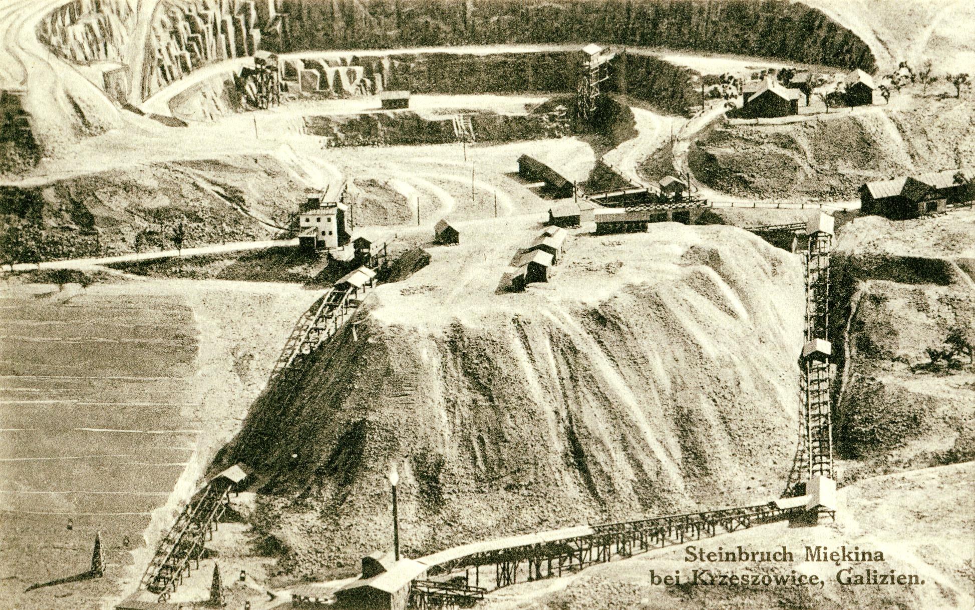 Miekinia ok 1910