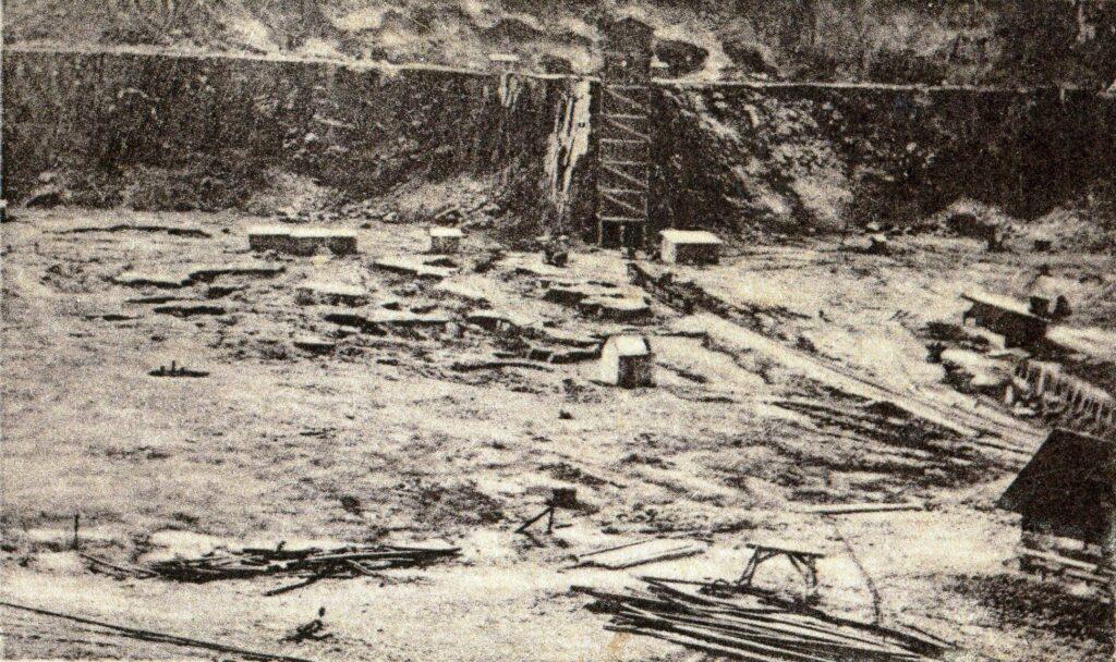 Kamieniołom, rok ok. 1919