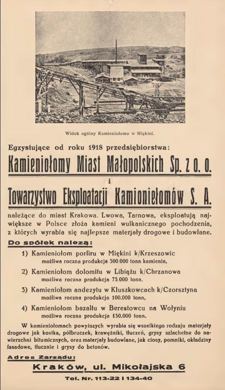 Ilustrowany skorowidz Krakowa dla pielgrzymek zcałej Polski izagranicy, Kraków, lata 20 XIX w.