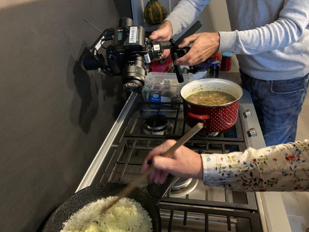 Warsztaty kuchni wega艅skiej zAlicj膮 Rokick膮 iTV ARTE wnaszej so艂tys贸wce
